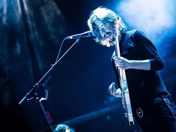 Opeth und Caligula's Horse haben ein Konzert im Z7 in Pratteln gegeben.