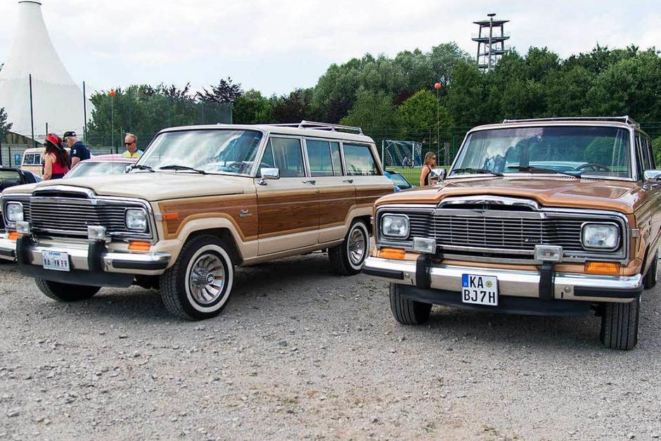 Das zweite US-Car-Treffen im Europa-Park (Foto: Olaf Michel (Bilder-Michel.de))
