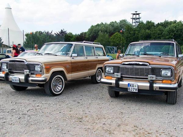 Das zweite US-Car-Treffen im Europa-Park
