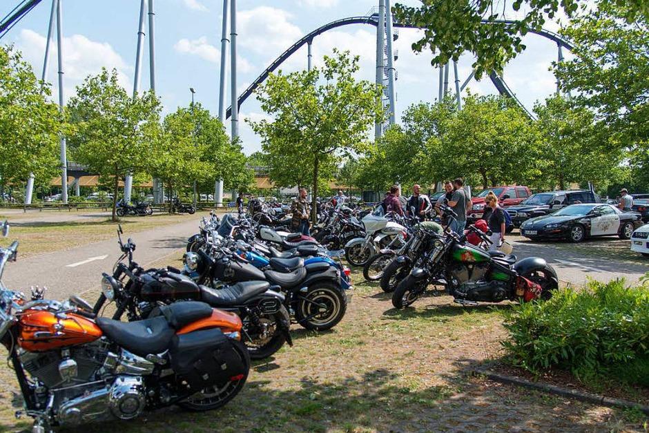 Das zweite US-Car-Treffen im Europa-Park (Foto: Olaf Michel )