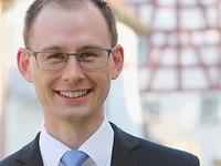 Micha Bächle tritt bei der Bürgermeisterwahl an
