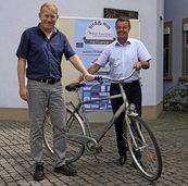 Fahrradfahren wird belohnt