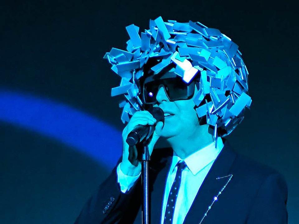 Neil Tennant, Sänger der Pet Shop Boys  | Foto: AFP