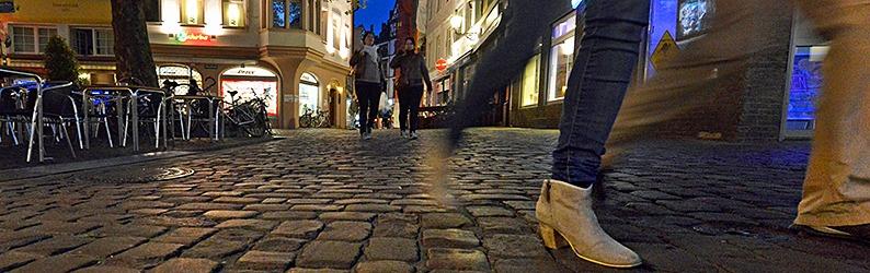 Freiburg strebt kein neues Alkoholverbot im Bermuda-Dreieck an