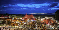 Vernissage zum Jubiläum des Zelt-Musik-Festivals