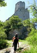 Wanderung zur Burg Ortenbourg