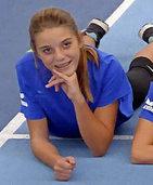 Feline Weger vom TV Bad Säckingen fährt zur deutschen Schülermeisterschaft