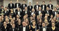 """Das Freiburger Blasorchester mit seinem Programm """"Klangbilder"""" im Freiburger Konzerthaus"""