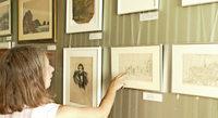 Werke von Maler Franz Xaver Winterhalter und Maler Johann Baptist Kirner in St. Blasien