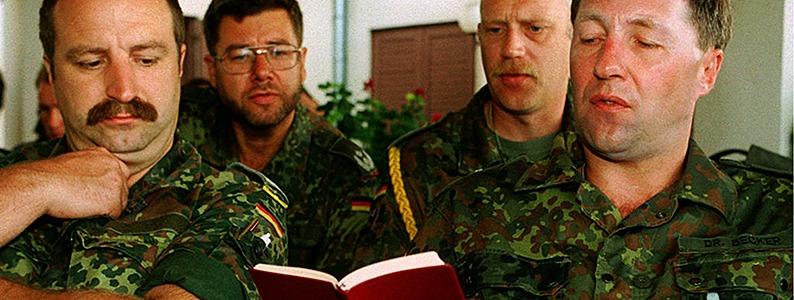Freiburger Wissenschaftler will die meisten Lieder der Bundeswehr streichen
