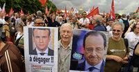 Das französische Arbeitsrecht soll flexibler werden - nach dem Vorbild Dänemarks