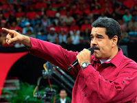 Venezuela: Maduro droht Demokratie mit Krieg