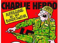 Satiremagazin Charlie Hebdo widmet sich der Bundeswehr