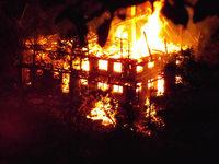 Nach Blitzeinschlag: Altes Bauernhaus im Glottertal niedergebrannt