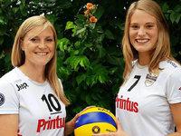 Pia Leweling und Richarda Zorn bleiben in Offenburg