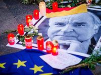 Deutschland und Europa nehmen Abschied von Helmut Kohl
