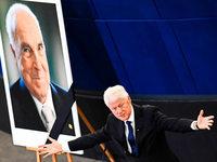 """""""Ich habe ihn geliebt."""" Bill Clinton über Helmut Kohl"""