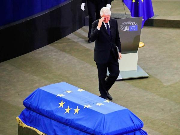 Der frühere US-Präsident Bill Clinton