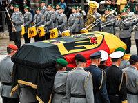 Der lange Abschied von Helmut Kohl