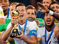 Deutsche Kicker gewinnen den Confed-Cup