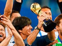 """""""Dieses Team hat füreinander Außergewöhnliches getan, um diesen Pokal zu erreichen"""""""