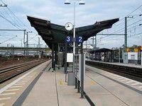 Bahnsteig zu kurz – Intercity hält derzeit nicht in Lahr