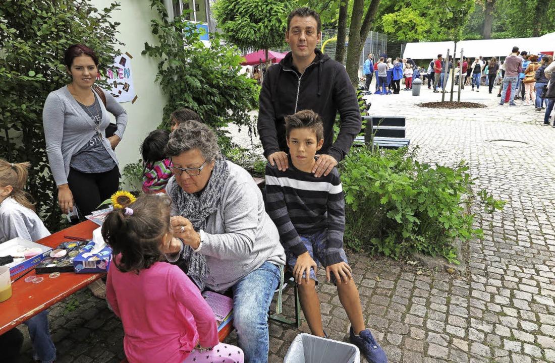 Mal in eine andere Rolle schlüpfen: Da...der Jugendhilfe eine begehrte Station.    Foto: D. Philipp