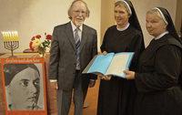 Original-Brief von Edith Stein bekommt eine neue Heimat in St.Lioba
