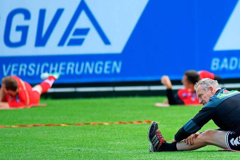 Der SC Freiburg startet in die neue Saison. (Foto: Achim Keller)