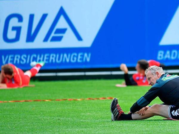 Der SC Freiburg startet in die neue Saison.
