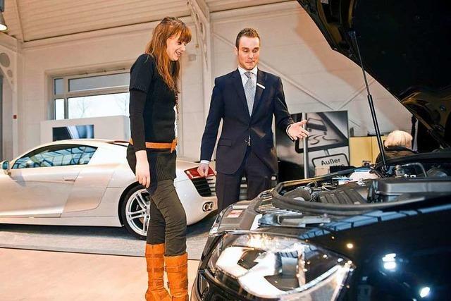 Multitalent: Was machen eigentlich Automobilkaufleute?