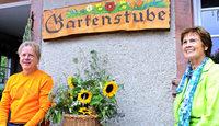 Gartenstube ist Kräuter-Infozentrum