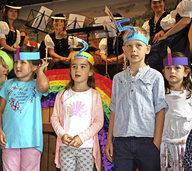 Kindergarten feiert Geburtstag