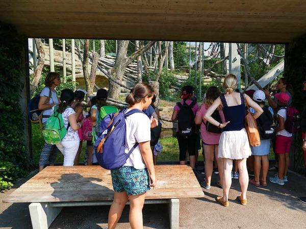 Zisch-Aktionstag im Basler Zoo