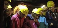 Im Reich der Bergleute