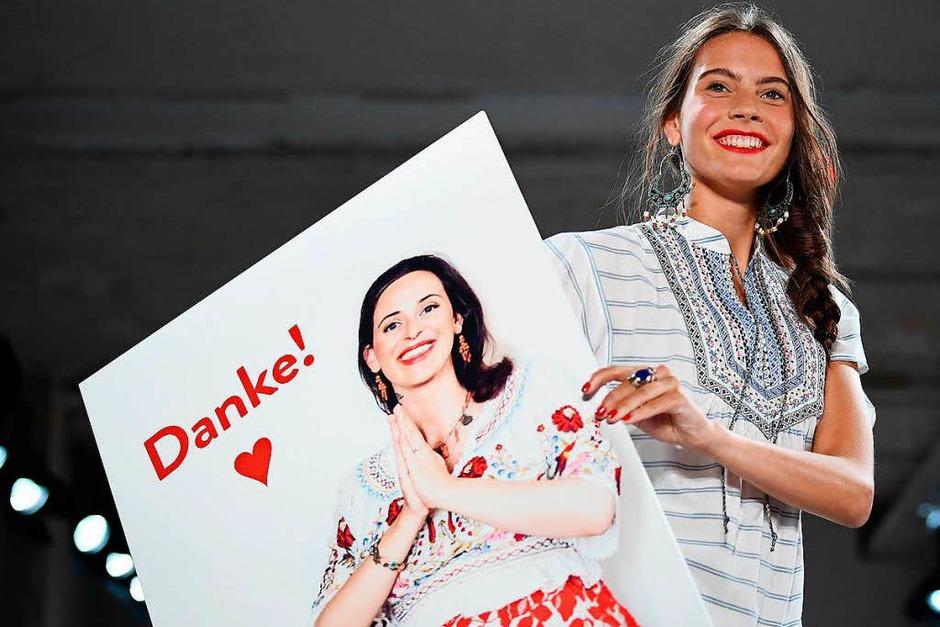 Lena Hoschek (Foto: dpa)