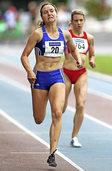 Kompletter Medaillensatz fürs Sprintteam