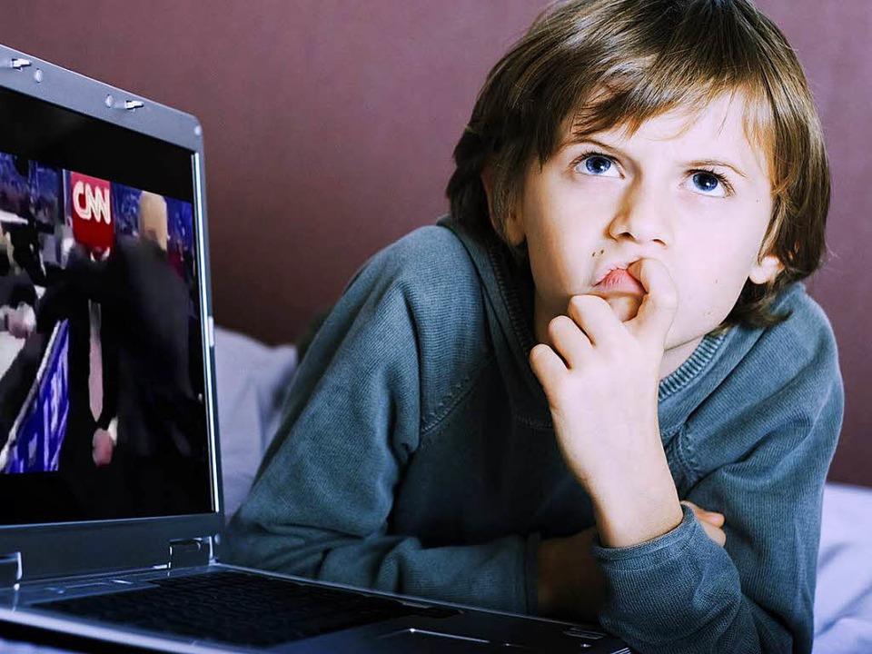 Als die CNN-Journalisten seine Identit...sholeSolo die gute Laune. (Symbolfoto)  | Foto: Shocky/Fotolia.com, Montage: bz