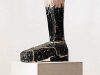 """Baselitz, Richter, Balkenhol in der Ausstellung """"Standhaft"""" im Haus Löwenberg"""