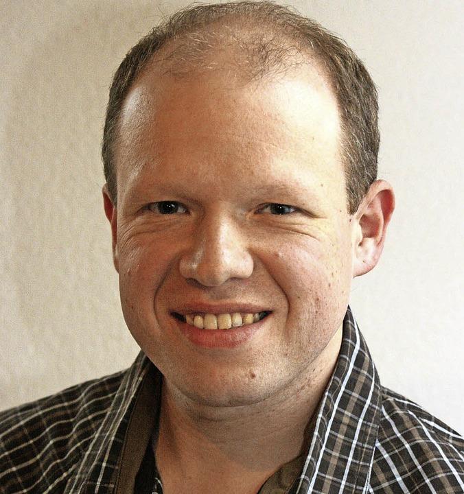 Gemeinderat Jörg Lais (Jahrgang 1979) ...ugust vorübergehend die Amtsgeschäfte.  | Foto: privat