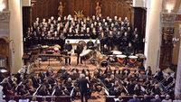 """Dirigenten Ulrich Winzer zum zum Projekt """"LURE und 100 Stimmen"""" beim Lörracher Stimmenfestival"""