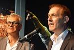 Fotos: Eröffnung des 24. Lörracher Stimmenfestivals im Burghof