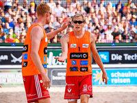 Beachvolleyball auf Top-Niveau beim Schopfheimer Turnier