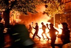 Fotos: Eskalation der G-20-Proteste in Hamburg