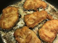 Rezept für Luxus-Schnitzel aus Schweinefilet