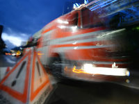 Vier Leichtverletzte bei Wohnhausbrand in Freiburg-Mooswald