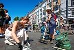 Fotos: Hamburg räumt auf