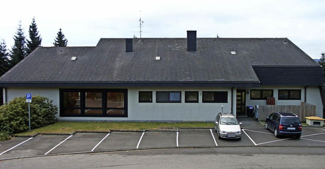 Der Anbau Ans Saiger Haus Des Gastes ...ntrag Für Das Behindertengerechte  WC.