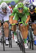 Marcel Kittel fährt bei der Tour de France wie von einem anderen Planeten