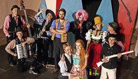 "Das Musical ""The Black Rider"" als Openair im Freiburger Rathausinnenhof"